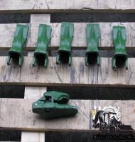 Коронка, зуб, адаптер Volvo bl-61, bl-71